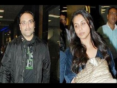 Will Aditya Chopra Marry Rani Mukherjee?