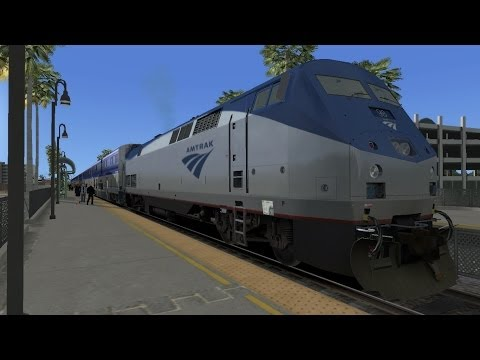 EDIT: Railworks keeps turning on Anti-Aliasing, even after I shut it off, so I apologize for the crappy frame rates in this video. Utilizing HEP mode. For mo...