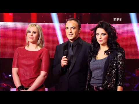 The Voice Battle Blandine Aggery et Ludivine Aubourg - Firework