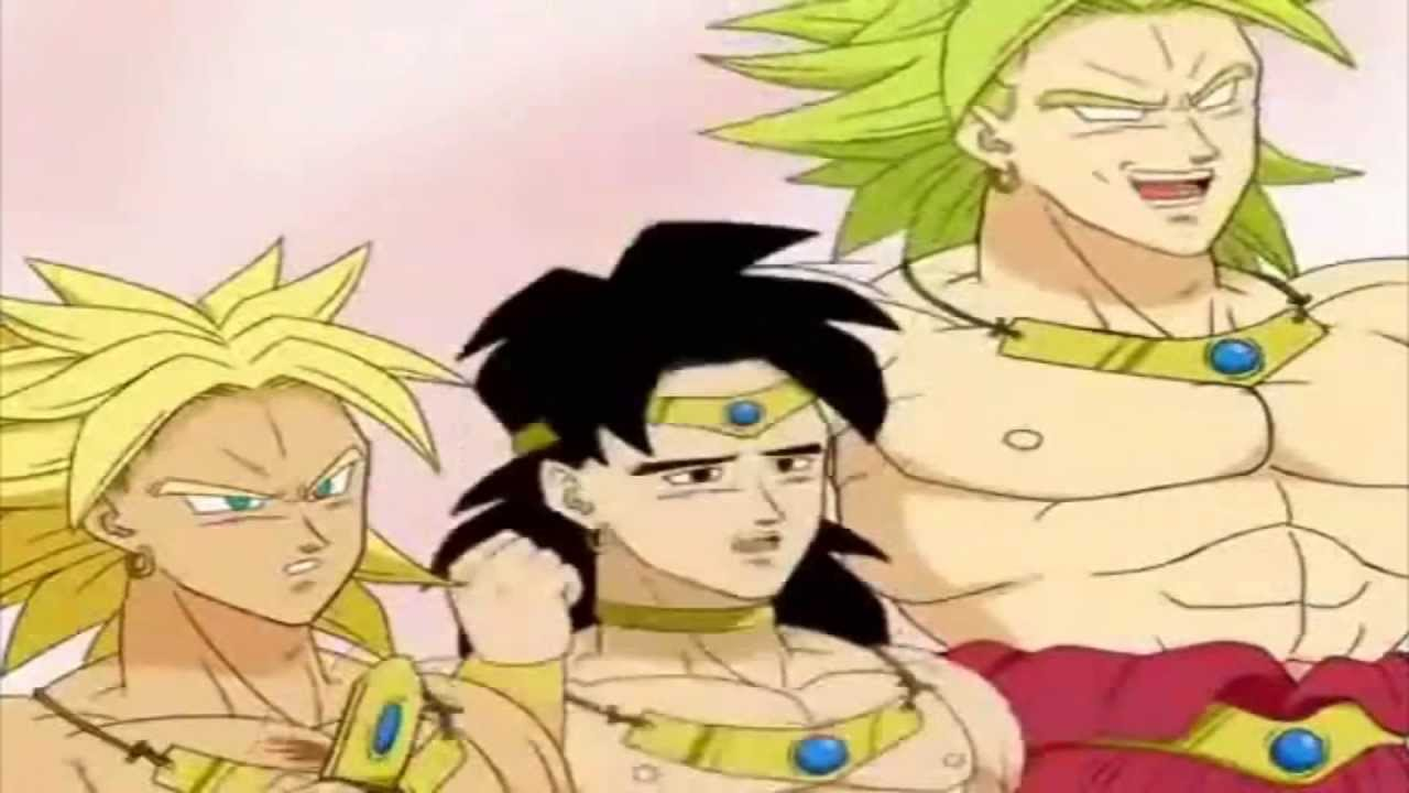 Broly Triple Feature Triple Broly Sub Español