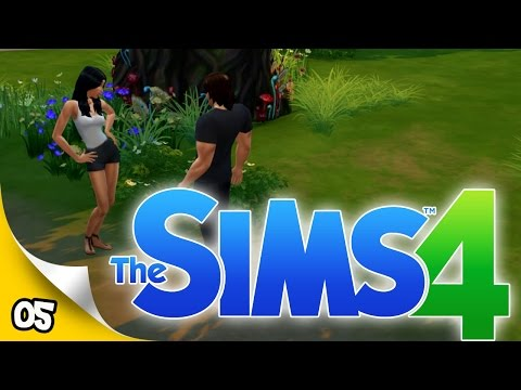The Sims 4 - Ep 4 - The Sexy Pose! video