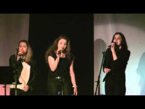 Skrót z koncertu Młodzi śpiewają Adele i nie tylko...
