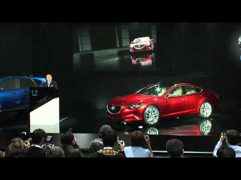 Mazda: The 42nd Tokyo Motor Show 2011 Press Conference