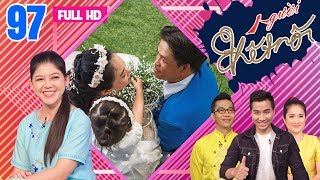 CONNECTOR  EP 97 FULL  Disability can't make you have a miserable life-A touching dream wedding