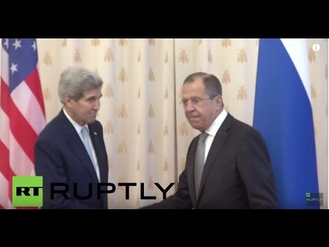 Russia: Talks to focus on terrorism and Ukraine conflict - Lavrov to Kerry