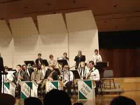 Josh @ Sac State Jazz Camp 2008 -