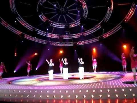 K3 intro en Mama se, Rai 2009