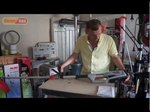 Отремонтировать электротриммер своими руками
