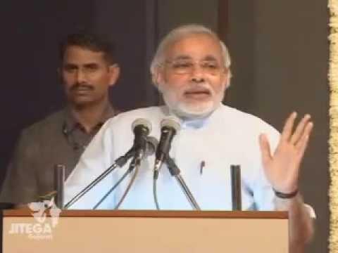 PM Modi's speech at Institute of Technology Nirma University