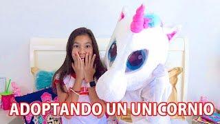 Adoptando Un UNICORNIO | TV Ana Emilia