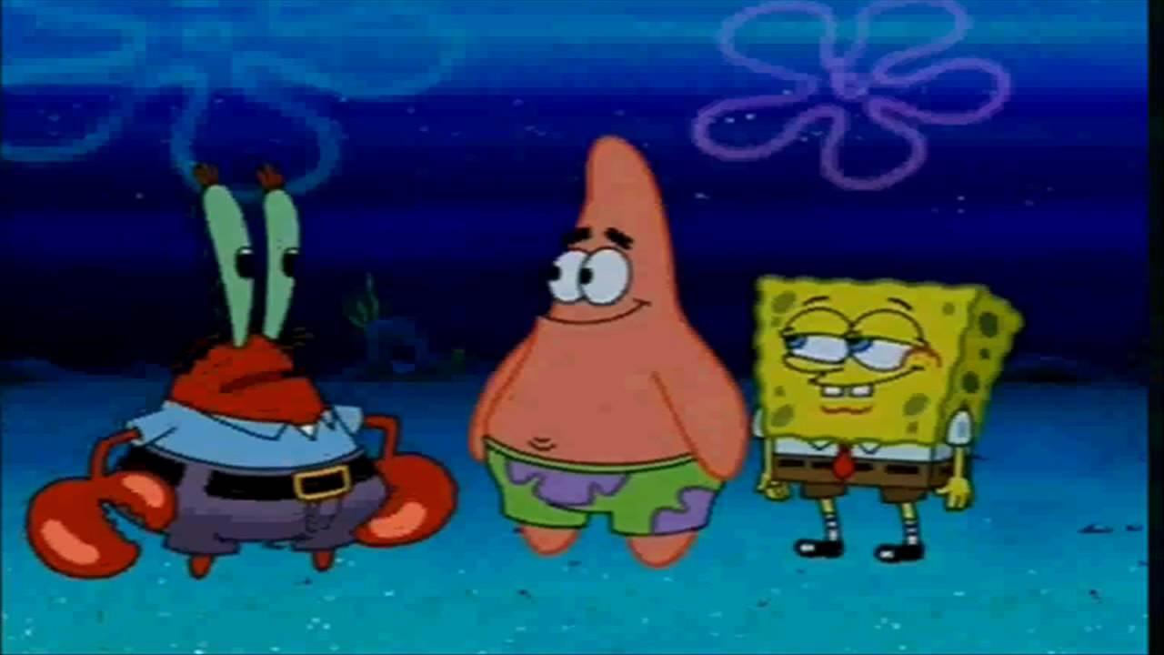 SpongeBob SquarePants Hidden Subliminal Message Mr. Krabs ...