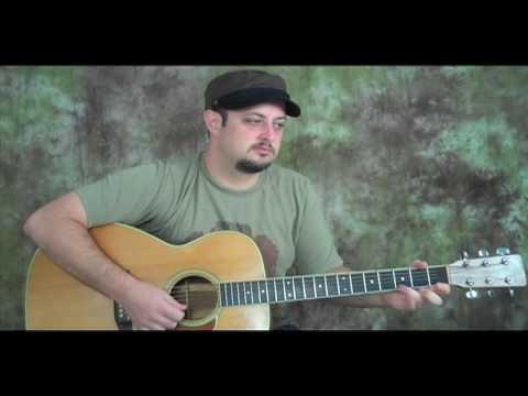 Acoustic Blues Guitar Lesson - Blues Guitar Lick