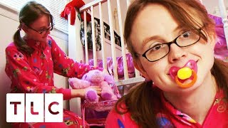 Addicted To Living As An Adult Baby | My Strange Addiction