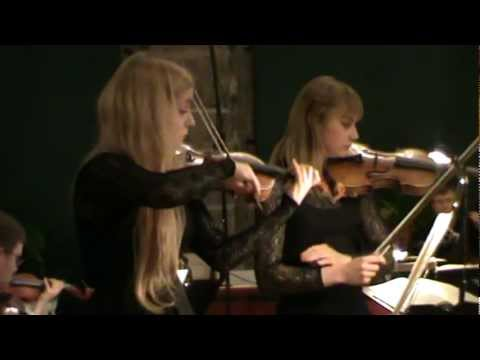 Бах Иоганн Себастьян - Concerto For Two Violins In D Minor Largo
