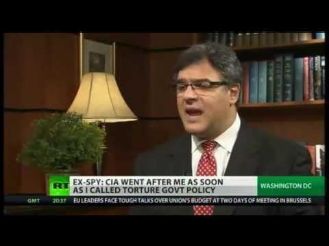 RT Interview with CIA Whistleblower John Kiriakou