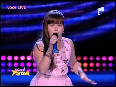 Celine Dion - i Surrender. Interpretarea Denisei Bârzu, La Next Star! video