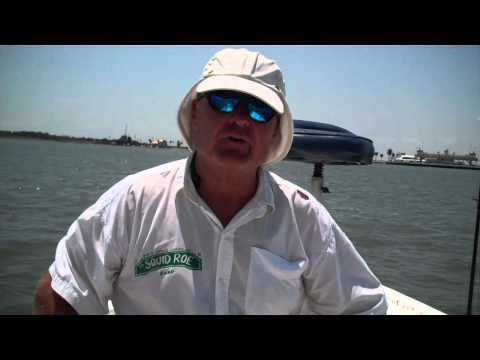 Seawolf Park - Fishing Report with Capt. Joe Kent