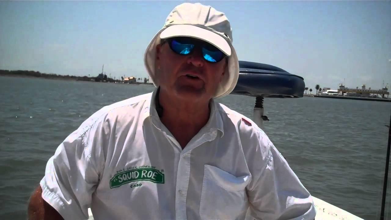 Seawolf park fishing report with capt joe kent youtube for Galveston fishing report seawolf park