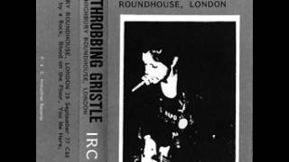 Watch Throbbing Gristle Blood On The Floor video