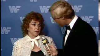 The Fabulous Moolah Interview, June 1986