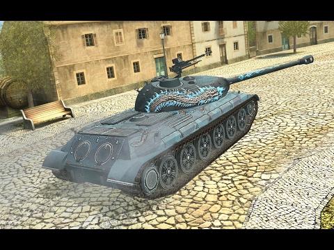 какой самый фармящий танк в блитц
