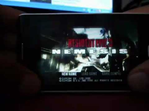 resident evil 1,2 y 3 para android