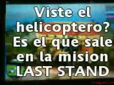 como agarrar helicoptero y hunter en gta vice city stories
