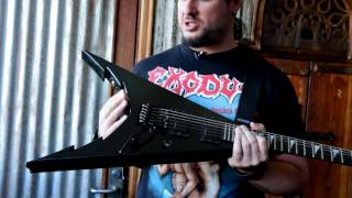 Corey Beaulieu on His Signature Jackson KV 6 and 7