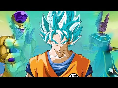 NUEVA TRANSFORMACION!! DIOS SUPER SAIYAN AZUL EN DRAGON BLOCK C!