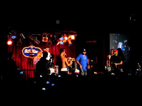 Joe Budden / Royce da 5'9'' Remember the titans @ BB Kings