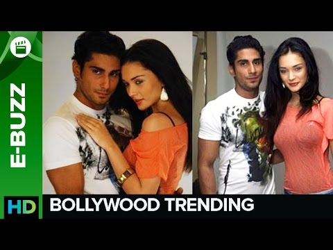 Prateik Babbar & Amy Jackson photoshoot