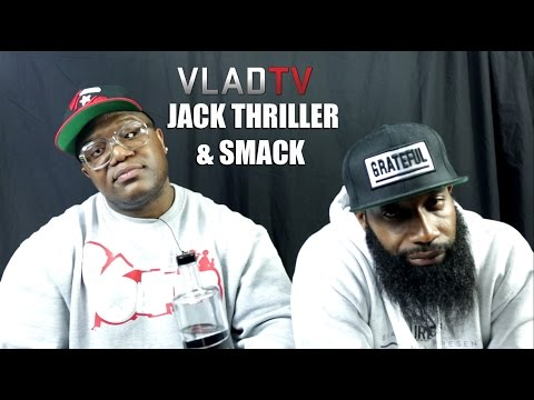Jack Thriller & Smack On 'rookies Vs. Vets': Don't Come To Lose video
