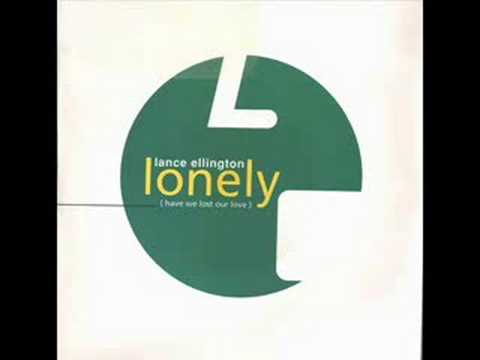 Lance Ellington - Lonely (1993)