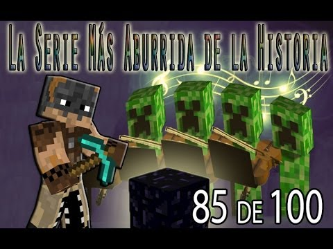 LA SERIE MAS ABURRIDA DE LA HISTORIA - Episodio 85 de 100 - El aniquilabrujas