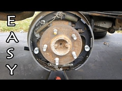 How to Change Drum Brakes (In-depth. ultimate guide)