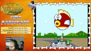 Kitsumite: Défi Difficile Super Mario Kart