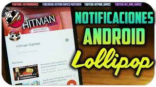 Notificaciones Lollipop 5.0 en cualquier Android SIN ROOT 2016 | Notify Beta |Tutorial en Español