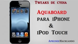 Aquaboard iOS6 para iPhone, iPad & iPod Touch
