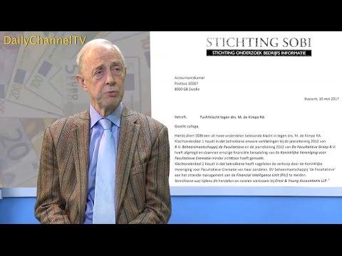 Tuchtklacht tegen  accountant VVD partijvoorzitter  Henry Keizer