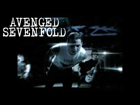 Avenged Sevenfold Unholy Confessions Original First Cut Music Video
