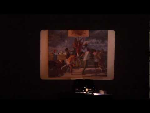 Visiting Artist Scott Noel Lecture part 1