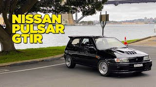 Nissan Pulsar GTiR Restoration and Tune