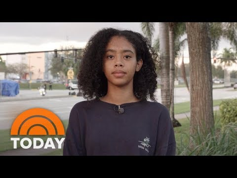 Student Wounded In Florida School Shooting: My Friend 'Didn't Make It' | TODAY