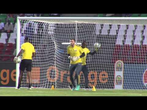 Pre-match: South Africa vs Ghana - Orange Africa Cup of Nations, EQUATORIAL GUINEA 2015