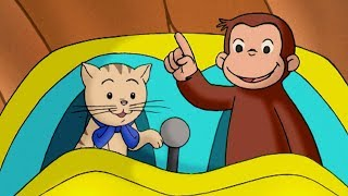 Curious George 🐵Inside Story 🐵Full Episode 🐵 Kids Movies | Cartoons for Kids