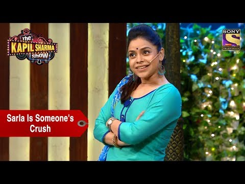 Sarla Is Someone's Crush - The Kapil Sharma Show thumbnail