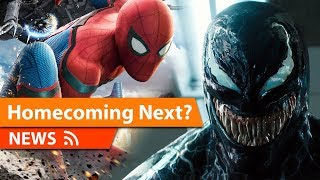 Venom WILL it take down Spider-Man Homecoming
