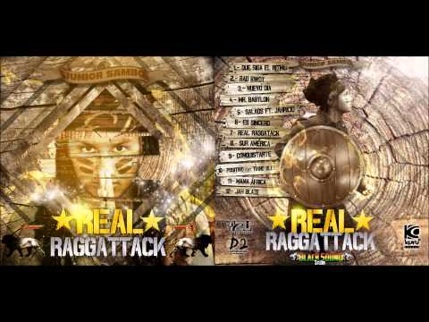 JUNIOR SAMBO - Mr Babylon // (Real RaggAttack 2013) Image 1