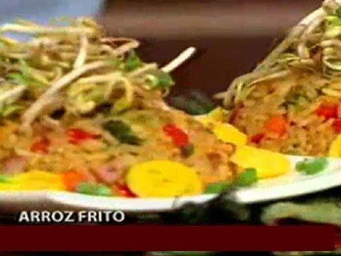 Arroz Frito (Yakimeshi)...Receta