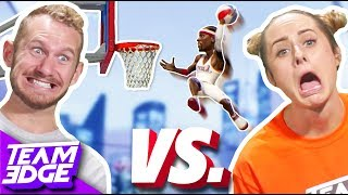 BIG HEAD BASKETBALL Challenge! | NBA Playgrounds